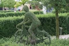 Floriade-2012-027-Groene-fietser-Luxemburg