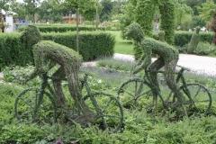 Floriade-2012-028-Groene-fietsers-Luxemburg