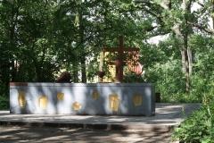 Floriade-2012-066-Altaar-met-kruis-en-andere-symbolen