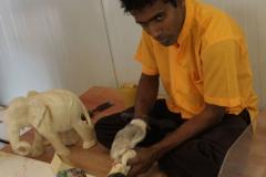 Floriade-2012-102-Paviljoen-Sri-Lanka-Beeldhouwen