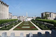 Brussel-Kunstberg-park