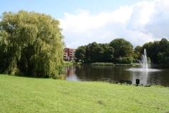 Alkmaar-Fontein-in-vijver-aan-Vondelstraat-2